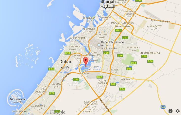 Where-is-Dubai-Creek-on-map-Dubai - Event
